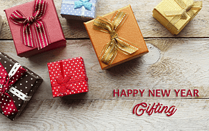 gift ideas for new year