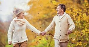 Top 5 Reasons Why Older People Happier