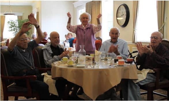 Why Retirement Home is a best for seniors to breath