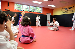 Why Should I Enroll My Child in an MMA Gyms in NJ